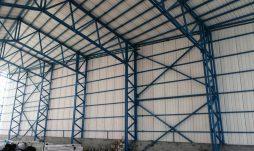 پیشنهاد ویژه پوشش سقف کارخانه