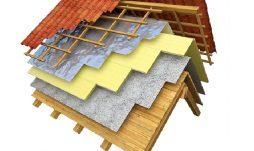 نقش عایق حرارتی در سقف های شیروانی